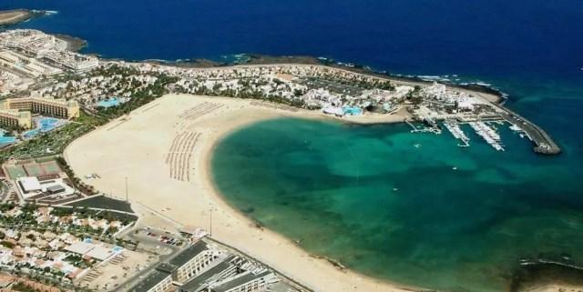 Visita a Caleta de Fuste, Fuerteventura