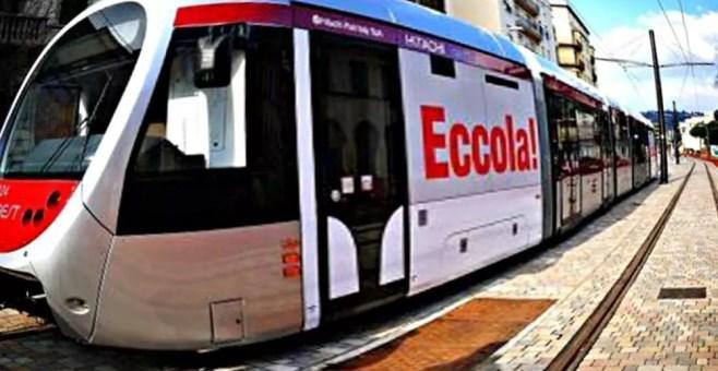 Firenze, la nuova tramvia per l'aeroporto