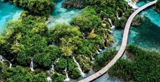 Croazia: visita ai Laghi di Plitvice