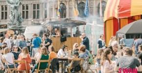 Swan Market in tour: mercato itinerante in Olanda e Belgio