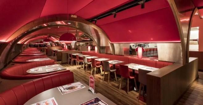 Dove mangiare a Madrid con i bambini, recensione VIPS
