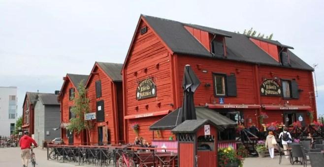 La capitale del nord è Oulu, in Finlandia