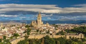 Gita di un giorno a Segovia partendo da Madrid