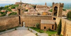 Montalcino, itinerario in un giorno