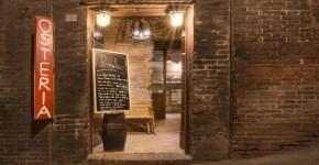 Mangiare low cost a Siena: Osteria Permalico
