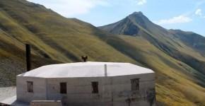 Rifugio del Fargno, Parco Nazionale dei Monti Sibillini