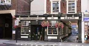 St. Christopher's Inn, ostello nel cuore di Londra