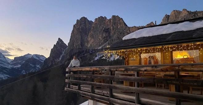 Rifugi dove mangiare o dormire nelle Dolomiti in Provincia di Belluno