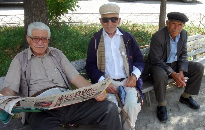 old turkish men