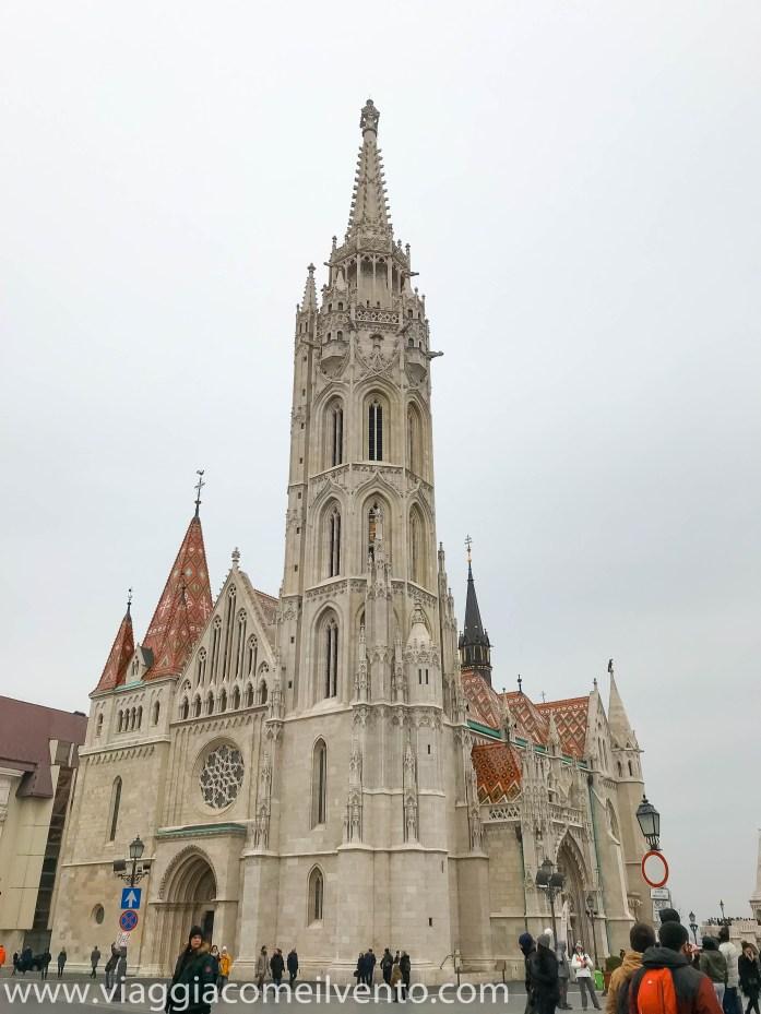 San Mattia Budapest
