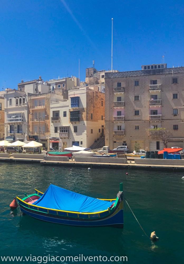 Luzzu Malta