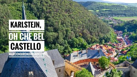 Visitare il castello di Karlstejn