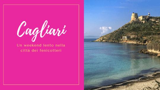 Cagliari, un weekend lento nella città dei fenicotteri