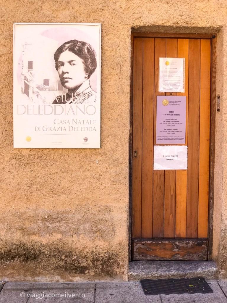 Museo Deleddiano