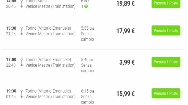 Offerte FlixBus fine Febbraio e Marzo 2019