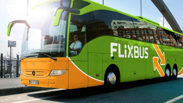 La promozione di Flixbus per le elezioni europee
