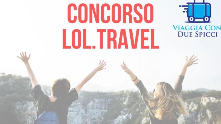Acquista su lol travel e scopri subito se hai vinto un buono di 100€