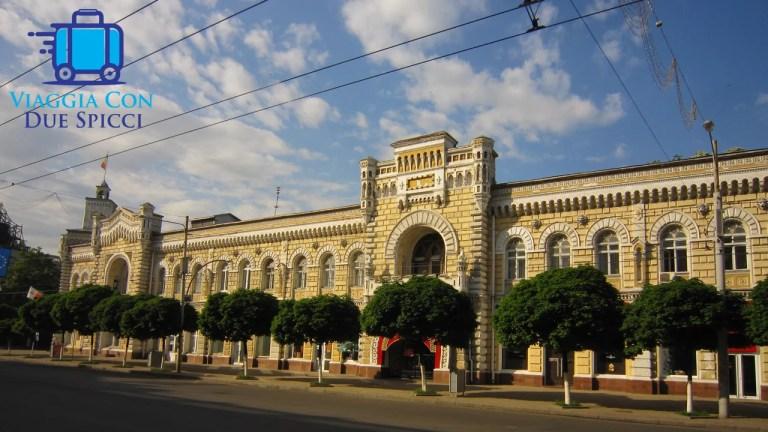 Cosa vedere a Chisinau