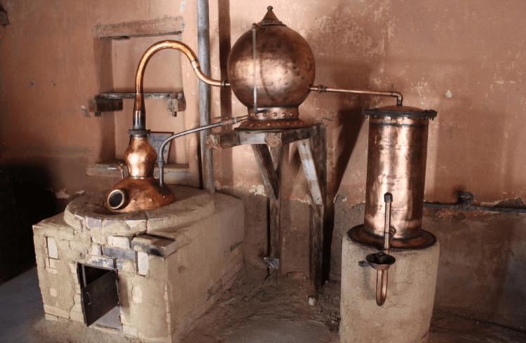 strumenti per la produzione del pisco