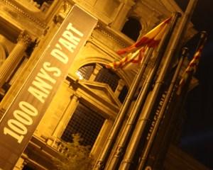 cento anni di MNAC barcelona