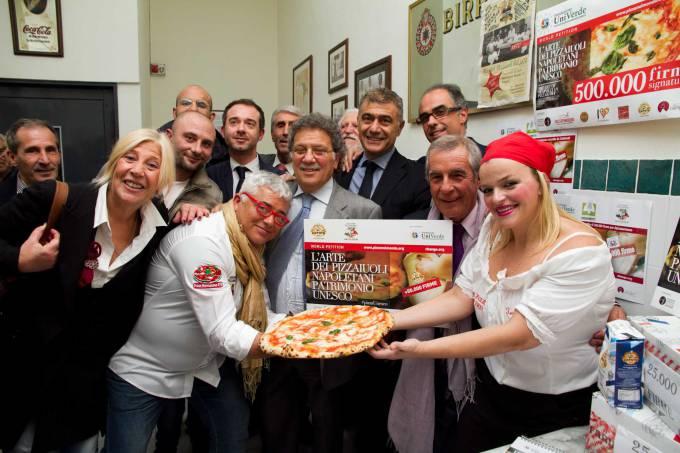 pizza unesco pecoraro scanio