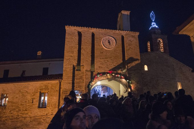 candele a candelara il castello