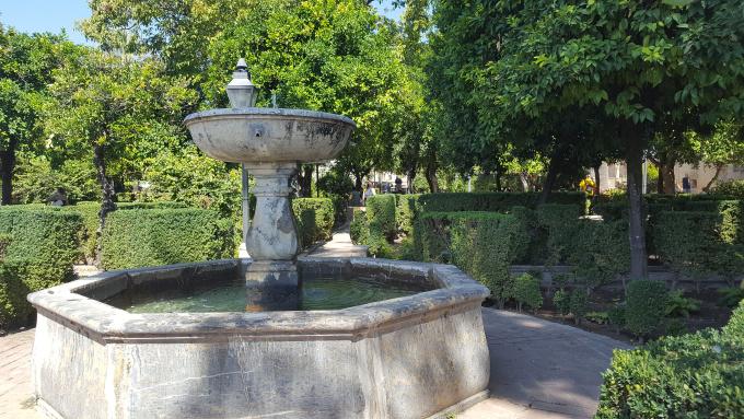 cordoba fontana alcazar
