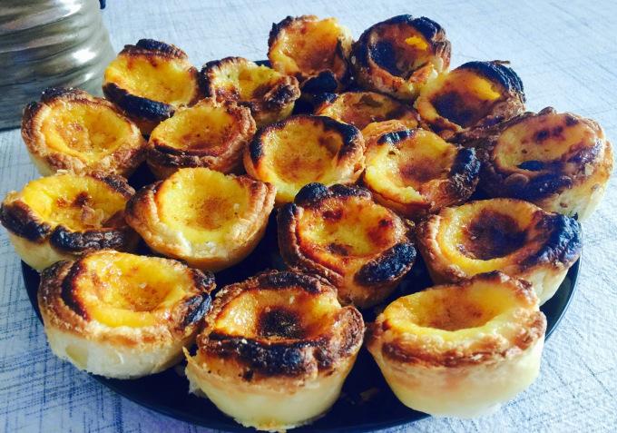 cucina portoghese pasteis de belem