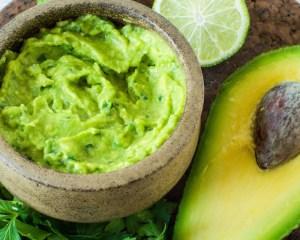 Il guacamole | Fonte: Receta Guacamole