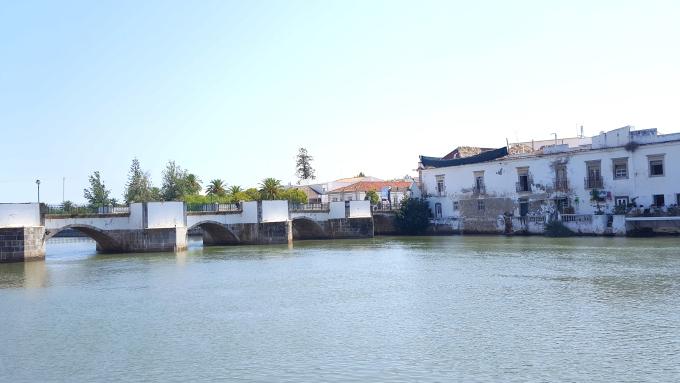 algarve ponte romano tavira