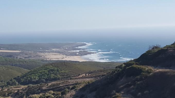 costa portoghese cabo da roca