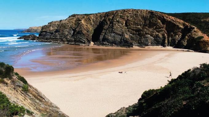 spiagge del portogallo carvalhal