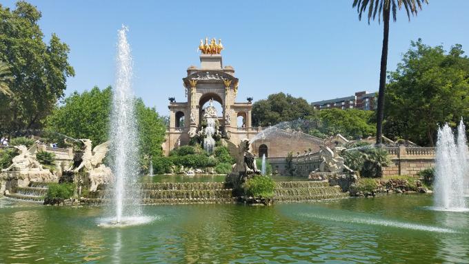 barcelona parco ciutadella