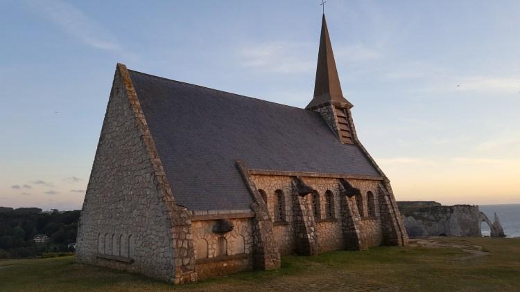 normandia chapelle de notre-dame de la garde
