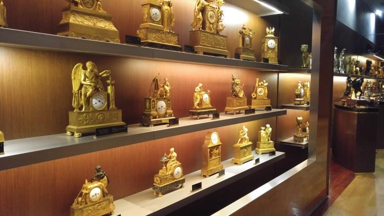 collezione orologi museo de la atalaya