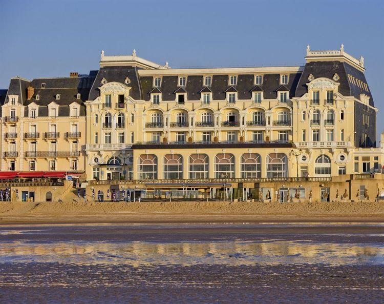 normandia grand hotel cabourg