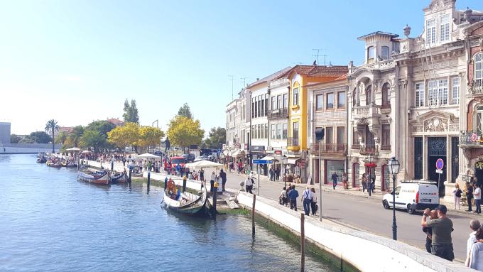 portogallo canale di aveiro