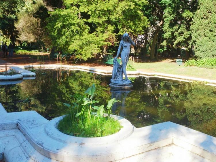 buenos aires giardino botanico