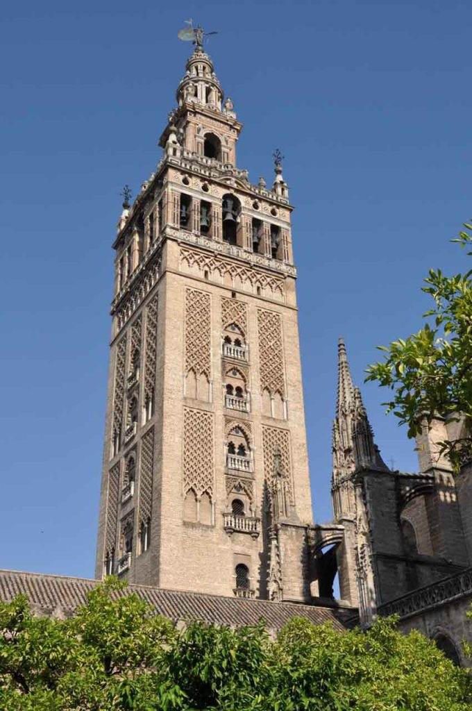 week-end a sevilla la giralda