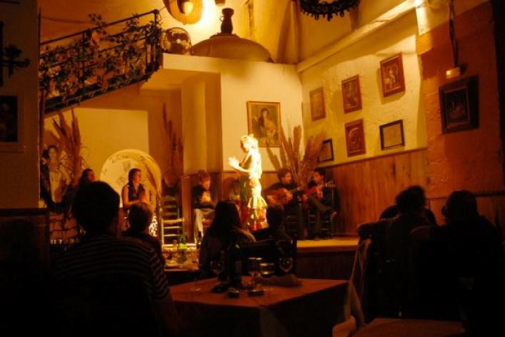 taberna flamenca jerez de la frontera