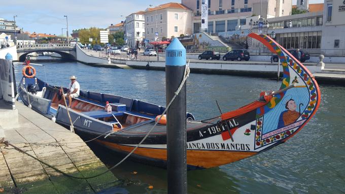 portogallo aveiro piccola venezia