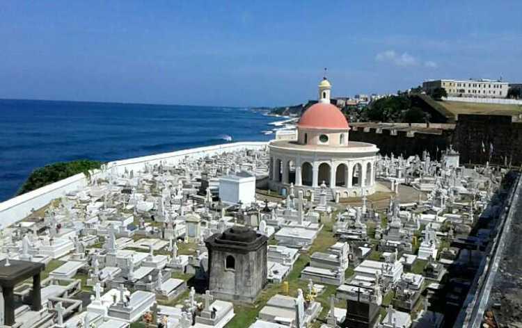 cimitero di santa maria magdalena a porto rico