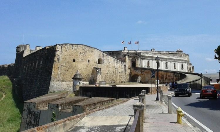 castello di san cristobal a porto rico