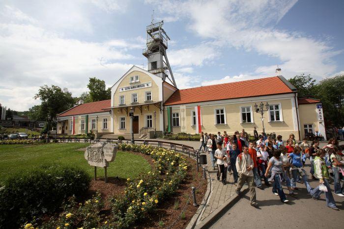 ingresso alla Ingresso al sito che ospita la Miniera di Sale di Wieliczka | Fonte: ente gestore della miniera di sale di wieliczka