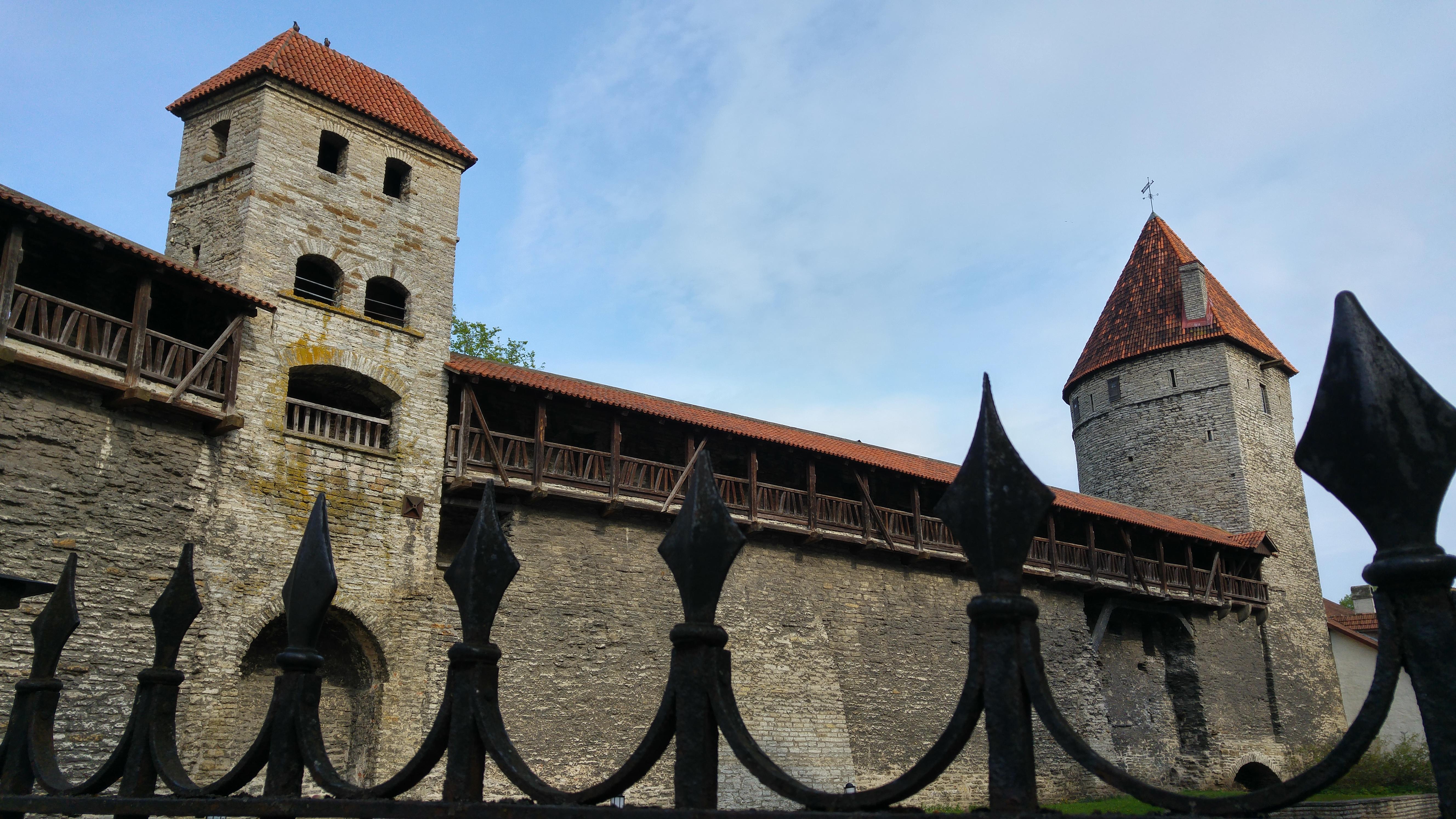 tallin estonia old town