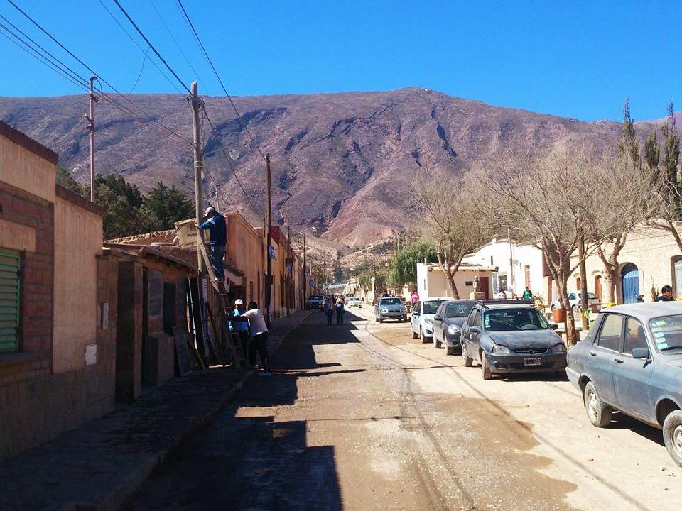 strade di tilcara provincia di jujuy