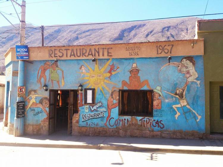 ristorante a tilcara provincia di jujuy