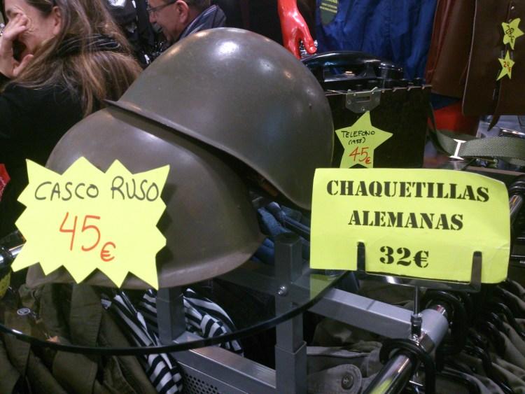 stile militare mercado de fuencarral