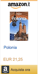 guida lonely planet Polonia