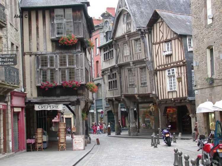 saint malo in normandia nord della francia